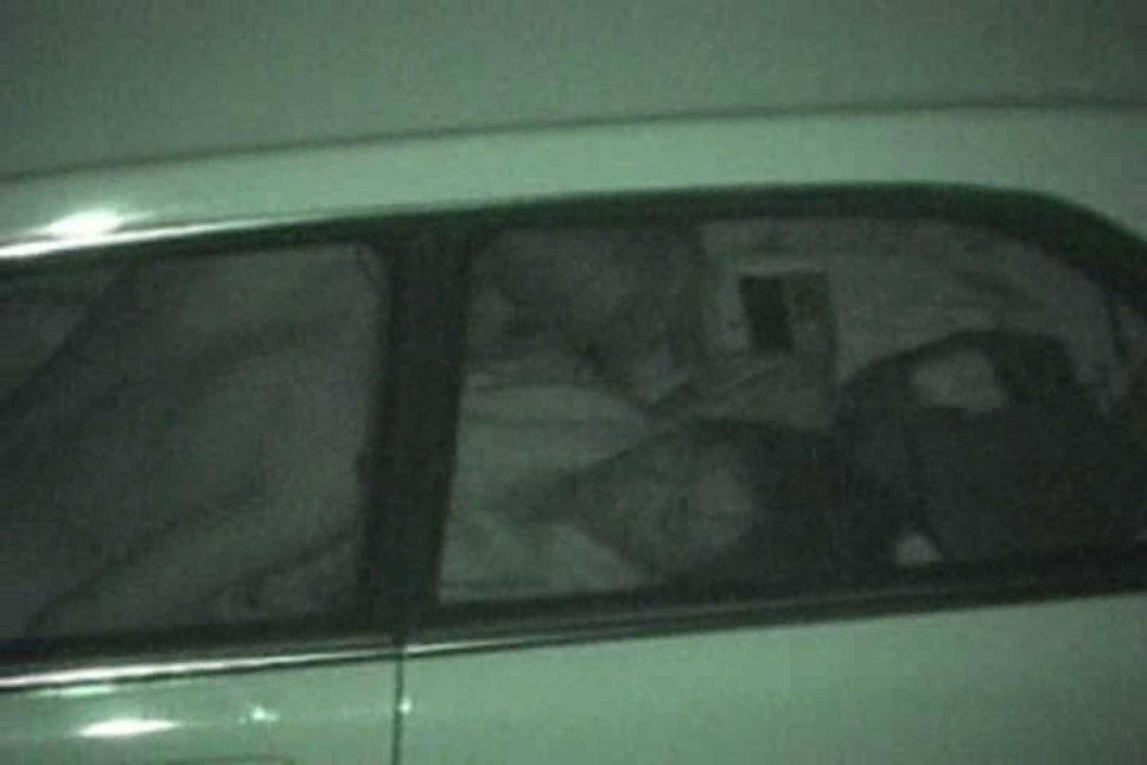 蔵出し!!赤外線カーセックスVol.24 OLセックス 盗撮エロ画像 93画像 68