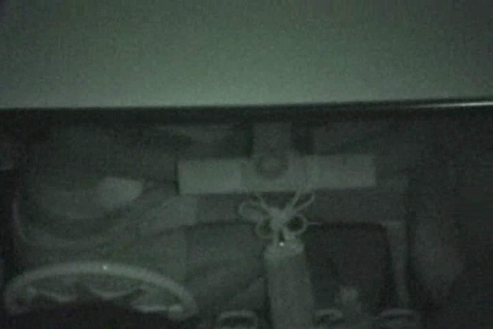 蔵出し!!赤外線カーセックスVol.24 OLセックス 盗撮エロ画像 93画像 74
