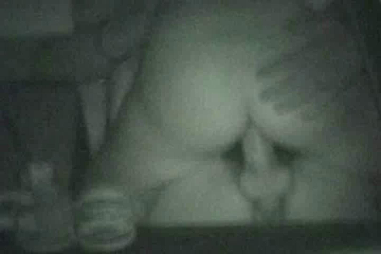 蔵出し!!赤外線カーセックスVol.24 OLセックス 盗撮エロ画像 93画像 80
