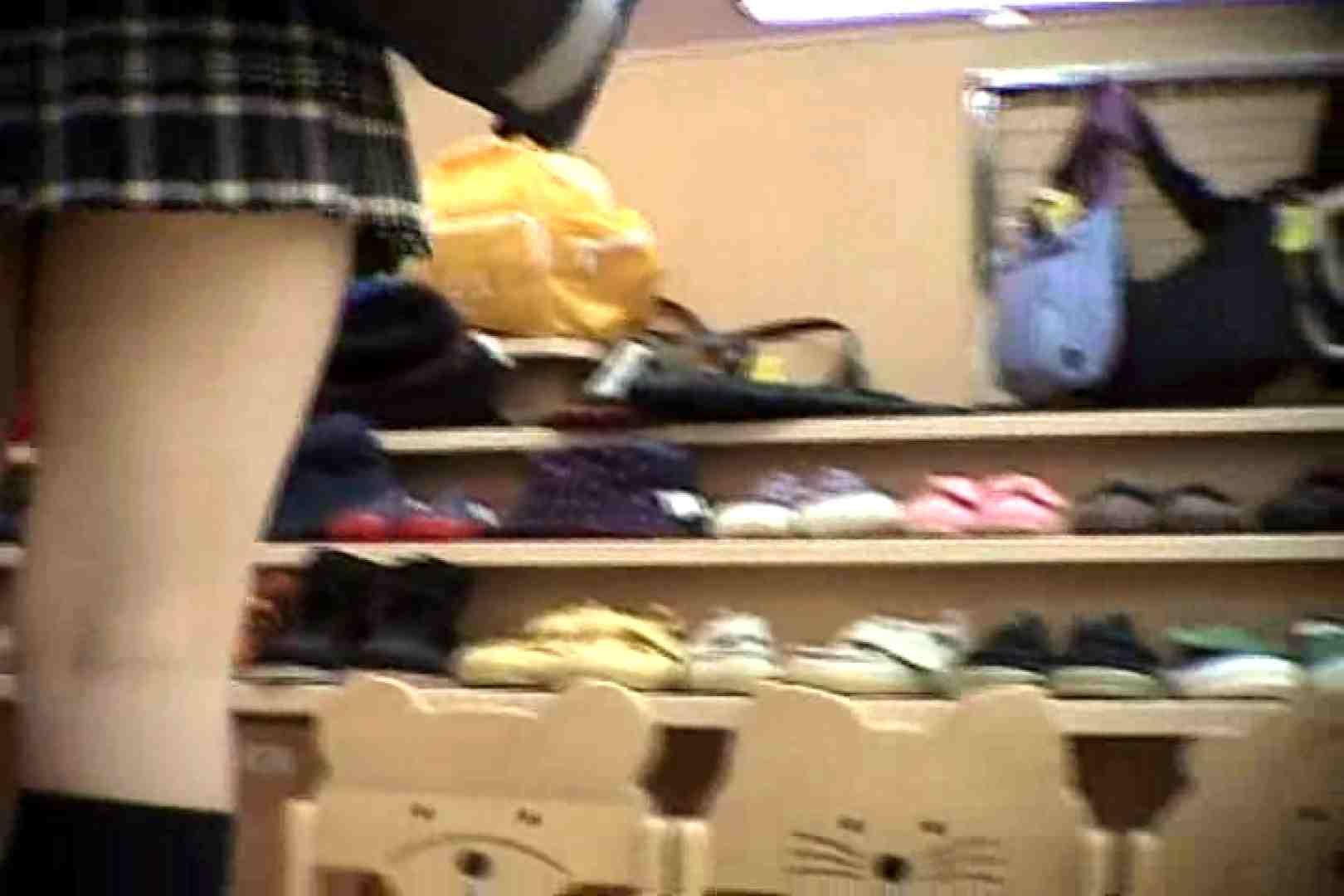 がぶりより!!ムレヌレパンツVol.5 ミニスカート 覗き性交動画流出 89画像 4