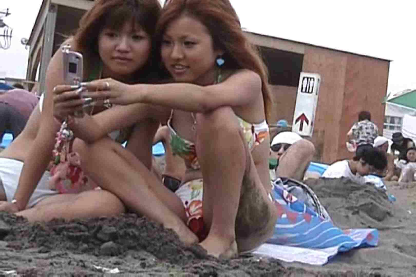 ビーチで起きたあなたの知らない世界!!Vol.7 巨乳 盗撮オメコ無修正動画無料 50画像 35