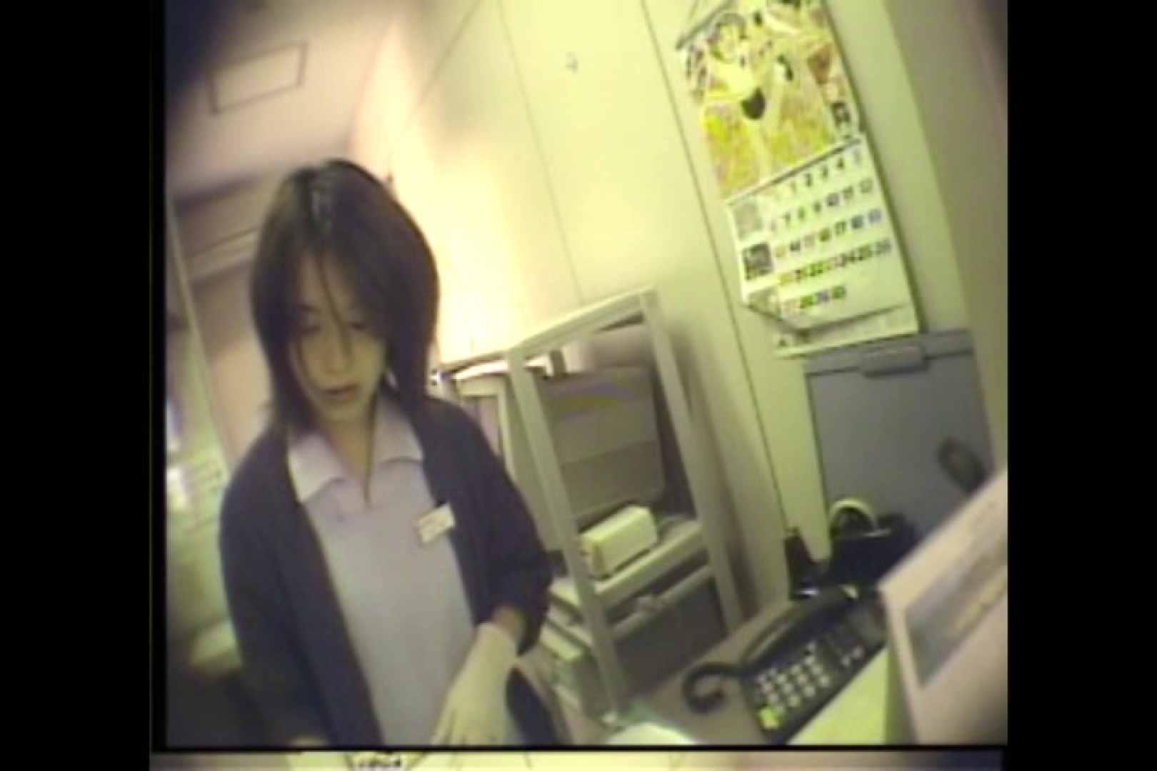 おまけ 院内盗撮!!リアル歯科助手パンチラ チラ 覗き性交動画流出 107画像 17