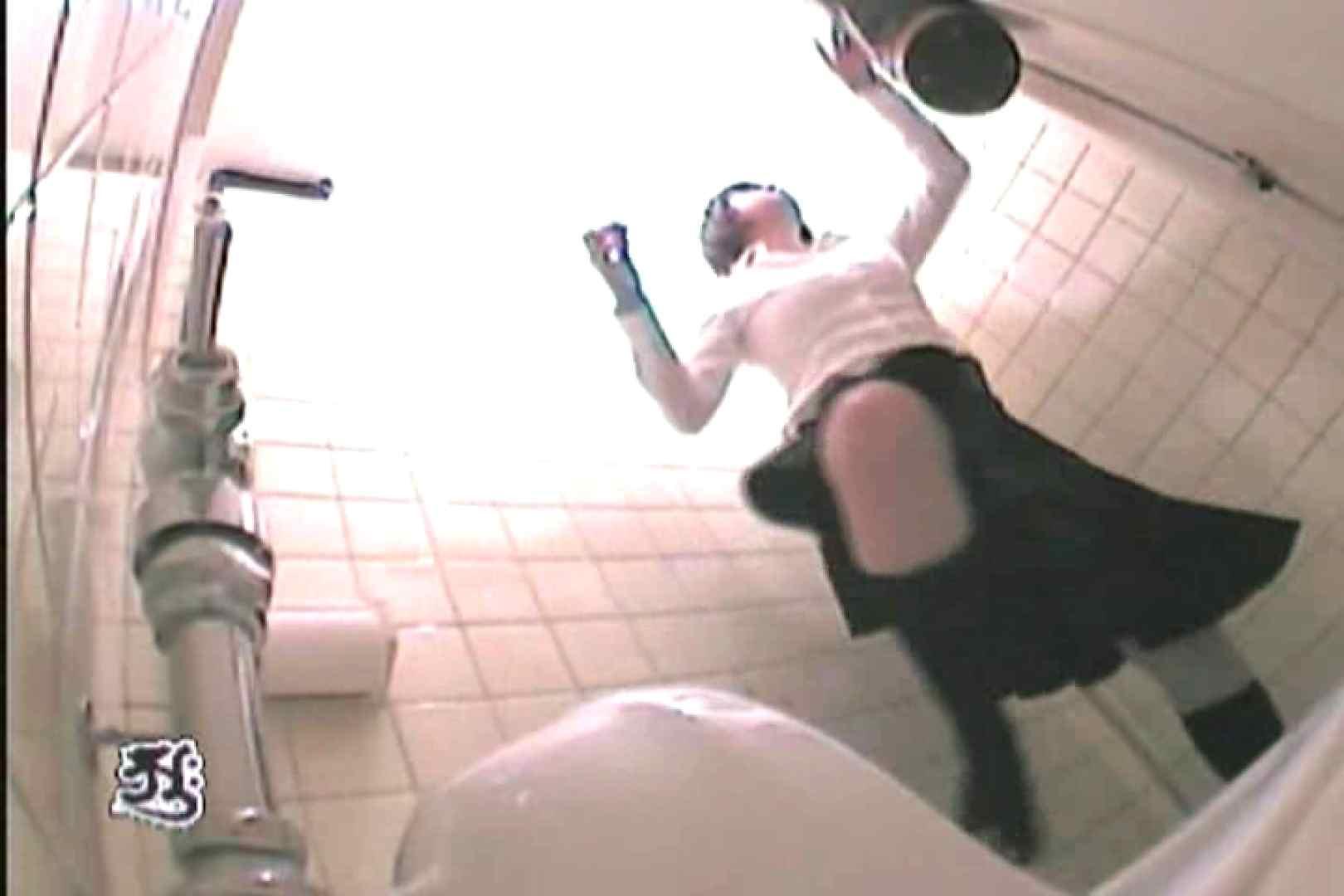 無修正エロ動画|美尻 和式女子洗面所 AIJD1|ピープフォックス(盗撮狐)