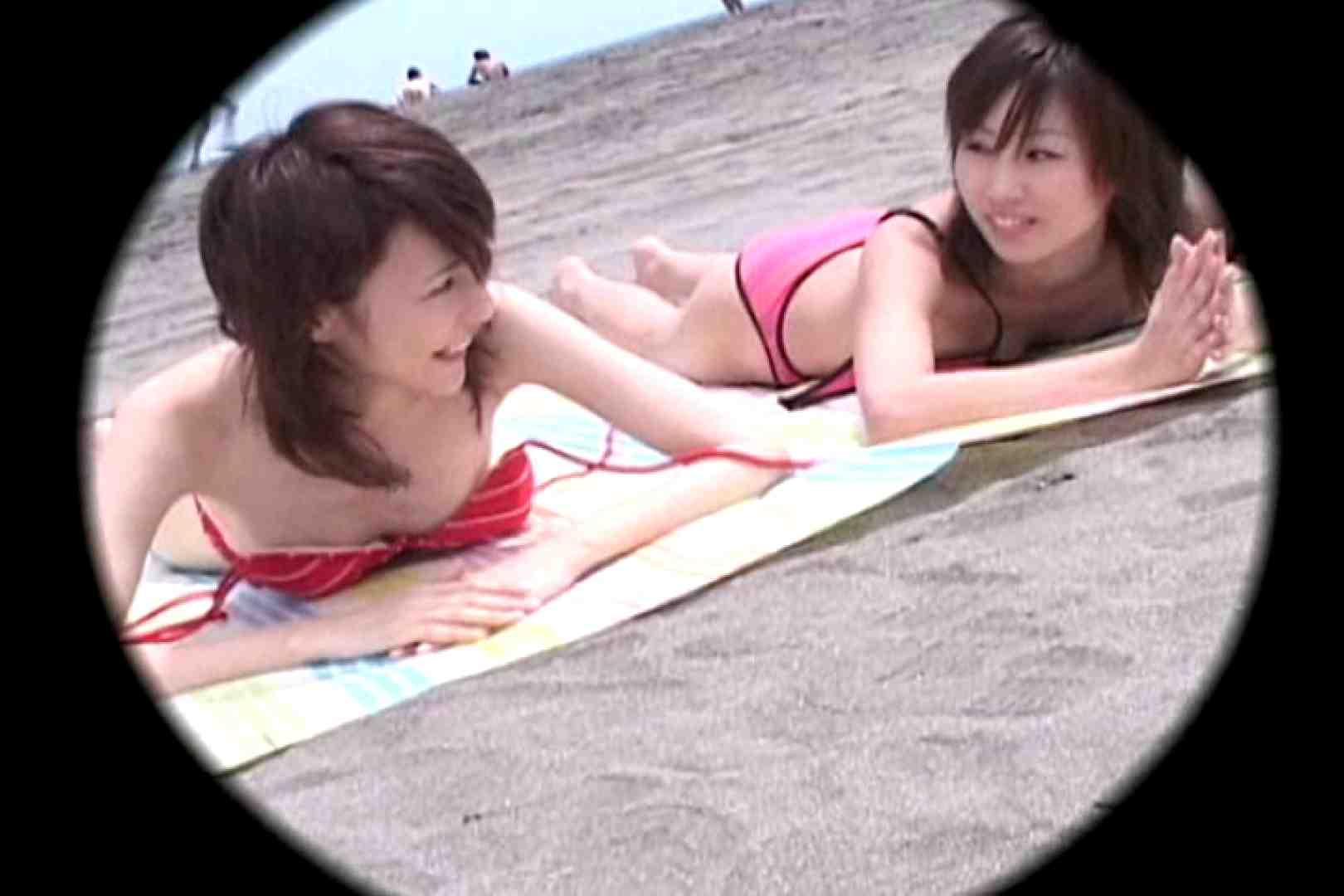 無修正エロ動画|ビーチで発見!!はしゃぎ過ぎポロリギャルVol.4|ピープフォックス(盗撮狐)