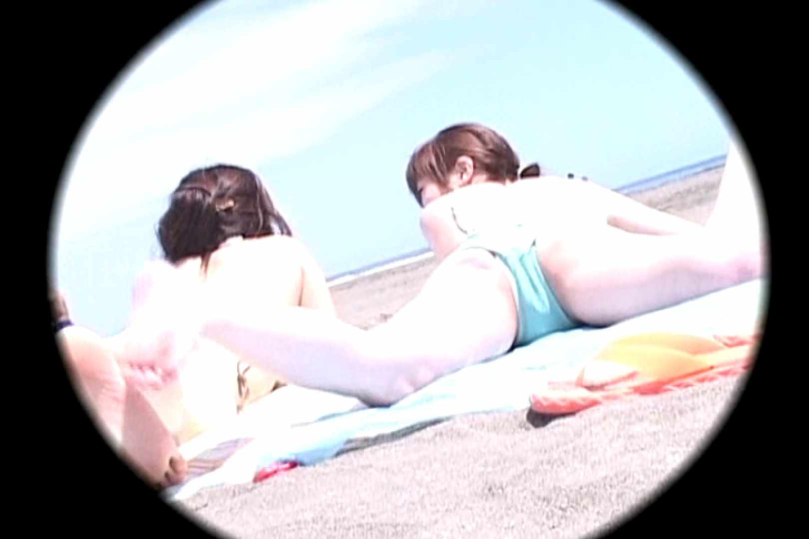 ビーチで発見!!はしゃぎ過ぎポロリギャルVol.4 ロリ 盗撮ワレメ無修正動画無料 102画像 87
