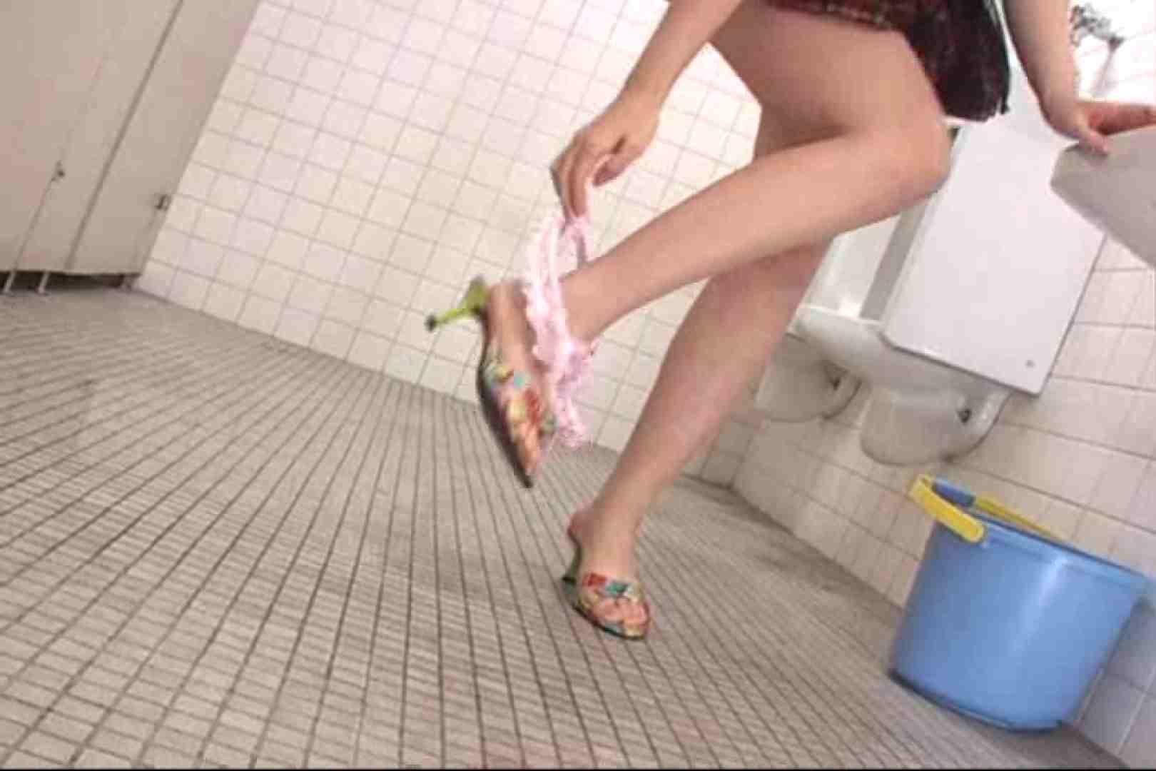 雑居ビル洗面所只今使用禁止中!Vol.5 OLセックス 覗きおまんこ画像 50画像 50