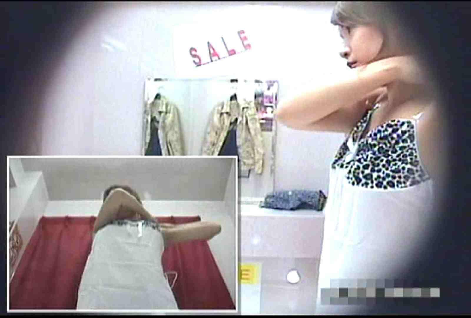 ショップ店長流出!!変態下着を買い漁る女達!Vol.1 お姉さんヌード  68画像 36