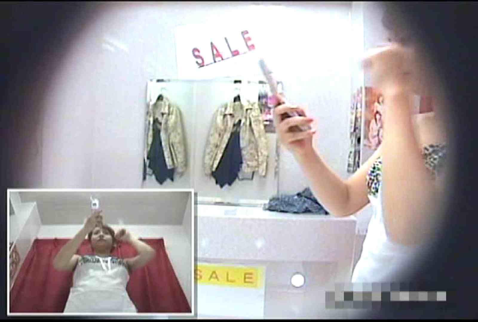 ショップ店長流出!!変態下着を買い漁る女達!Vol.1 お姉さんヌード  68画像 40