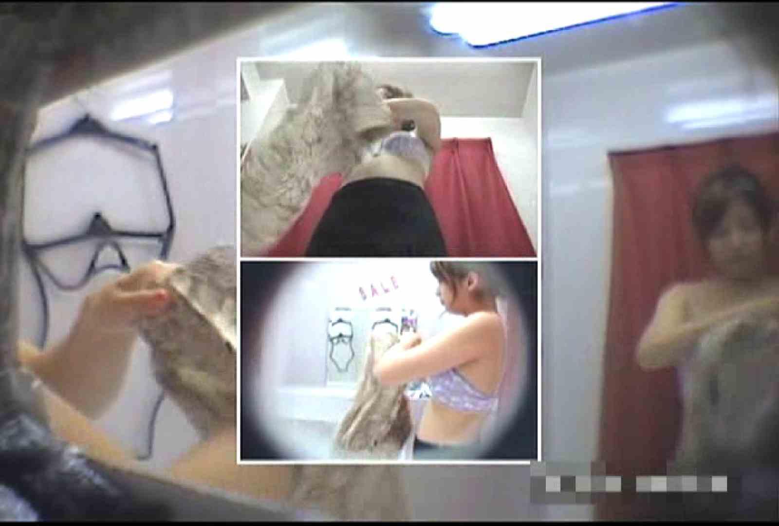 ショップ店長流出!!変態下着を買い漁る女達!Vol.1 OLセックス 盗撮オメコ無修正動画無料 68画像 42