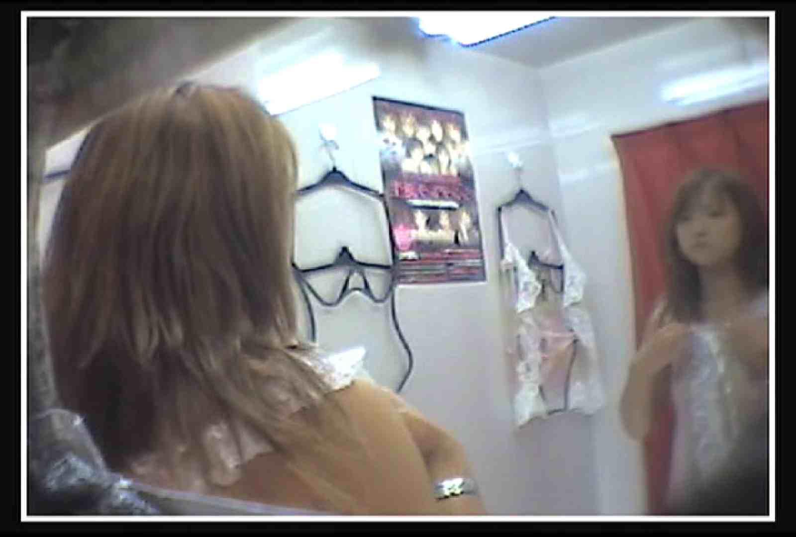 ショップ店長流出!!変態下着を買い漁る女達!Vol.3 OLセックス 盗撮エロ画像 63画像 38
