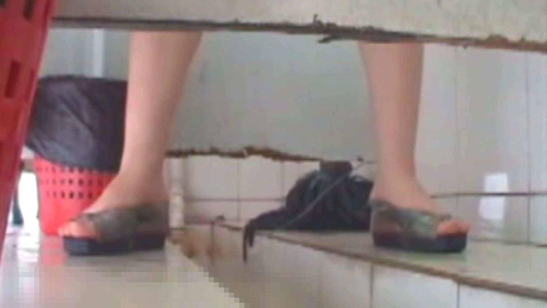 無修正エロ動画 洗面所で暗躍する撮師たちの潜入記Vol.8 ピープフォックス(盗撮狐)