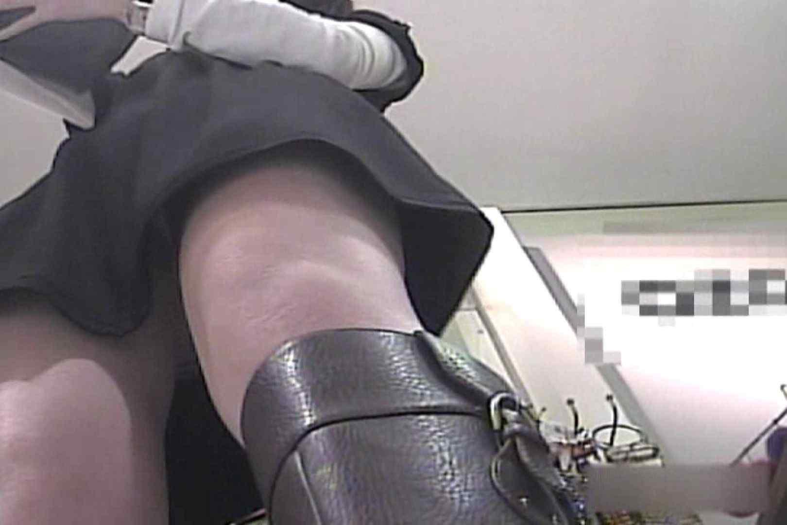 ショップ店員のパンチラアクシデント Vol.20 OLセックス 盗撮われめAV動画紹介 61画像 58