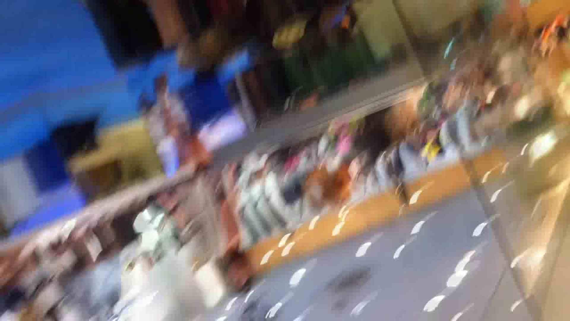 フルHD ショップ店員千人斬り! 大画面ノーカット完全版 vol.68 胸チラ  61画像 18